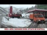Report TV - ARRSH: Situata në kontroll, Xhika: Ja ku duhet të përdorni zinxhirë