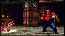 Los nuevos personajes de Street Fighter x Tekken en HobbyNews.es