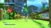 Sonic Generations Gameplay 1 - Vídeo en HobbyNews.es