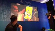 PS Vita (HD) - Presentación Europea en HobbyNews.es
