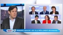 """Kalfon (PS) : """"Il y a une forme de divorce entre la gauche et François Hollande, François Hollande et les Français"""""""