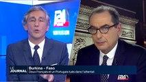 Deux français morts dans l'attentat au Burkina Fasso