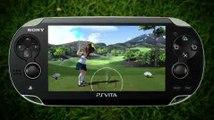 Everybody's Golf PS Vita Trailer en Hobbynews.es