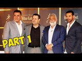 John Abraham & Boman Irani @ 'Date With Dad' With Johnnie Walker Blue Label | PART 1