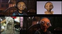 Plongez dans les coulisses du nouvel épisode de Star Wars