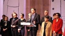 Voeux 2016 aux partenaires du conseil départemental de Meurthe-et-Moselle - Discours de Mathieu Klein