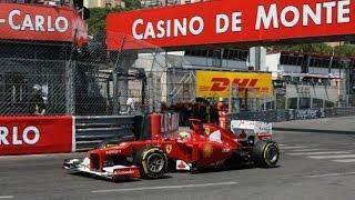 Formula One MONACO 2015 – Sebastian Vettel
