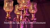 Soirée Thématique Glamour -Tapis Rouge - Gala - Oscar - Hollywood - Las Vegas - Casino DISCOMOBILE 2016-2017