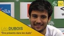 Léo Dubois avant FC Mantois / FC Nantes