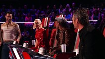 The Voice 2015 - Outtakes: Adam Says He Met Blake WHERE? (Digital Exclusive)