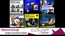 Stéphane Lerouge, Designer  of the Ecoutez le cinema ! Discography collection - Creative jobs
