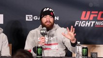 Travis Browne discusses controversial win over Matt Mitrione