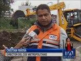Municipio de Quito determinó cuales son las zonas de riesgo por lluvias