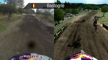 MXGP - Real vs Game Trailer - PS3 Xbox360 PS Vita PC