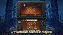 El profesor Layton vs. Phoenix Wright- Ace Attorney - Tráiler de lanzamiento (Nintendo 3DS)