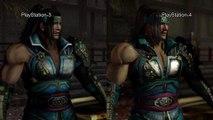 Dynasty Warriors 8 Xtreme Legends   Vídeo Comparativo