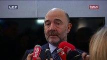 """Pierre Moscovici : """"Ce plan ne saurait dégrader la trajectoire des finances publiques de la France"""""""