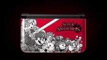 Super Smash Bros for Nintendo 3DS - Descubre el Pack Nintendo 3DS XL Edición Limitada (Nintendo 3DS)