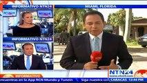Cubano que llegó a Miami desde Costa Rica relata en NTN24 cómo fue su larga travesía