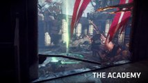 Killzone Shadow Fall Intercept - New Free Co-op Maps- The Academy and The Weapons Facility - PS4