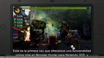 Monster Hunter 4 Ultimate - Mensaje de Ryozo (Nintendo 3DS)