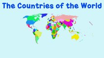 The Countries of the World Song Oceania