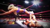 WWE Mickie James vs Taeler Hendrix show
