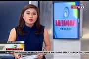 BT: Ilang probinsya sa Visayas, nakaranas ng malakas exéc oulan