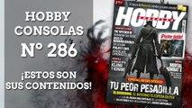 Adelanto Revista Hobby Consolas nº 286