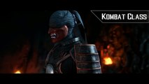 Mortal Kombat X _ Kombat Class - Kenshi