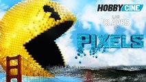 Hobbycine: las claves de Pixels, ¡invasión de videojuegos!