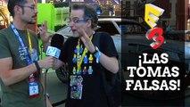 E3 2015 Tomas falsas
