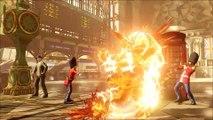 Street Fighter V- Ken Reveal Trailer