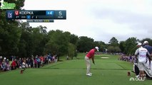 Brooks Koepkas Solid Golf Swing 2015 Tour Championship