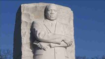 La lucha contra el racismo se revigoriza en EEUU el día de Martin Luther King