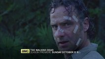 The Walking Dead Season 6 6x01 New Footage Promo -First Time Again- HQ