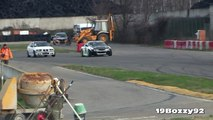 Kamikaze Drift Events 2014/15 Round 2 Turbo M3 E36, LS3 Silvia, LB Performance M3 & More