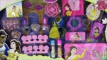 Disney Princesse Jumbo Kit De Beauté! La Princesse De Maquillage! Vernis Brillant À Lèvres Lotion! AMUSANT