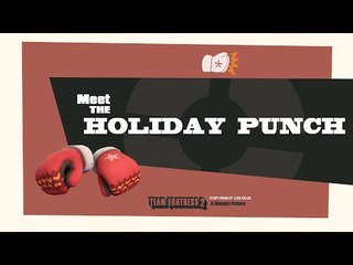 Meet the Holiday Punch [SFM]