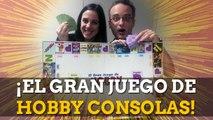 Unboxing de El Gran Juego de Hobby Consolas