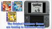 Classic Pokémon Games Return on Virtual Console!