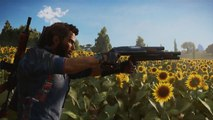 Just Cause 3 - E3 2015 Gameplay Trailer (Just Cause 3 Gameplay)