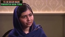 Malala said In Pakistani school Children has taught as India is our enemy and China is Friend - Video Dailymotion_2