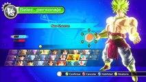 Dragon Ball Xenoverse : Goku SSGSS VS Golden Freezer - Bardock VS Freezer - Maldito Seas FREEZEER!