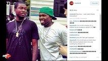 @50cent vs. @MEEKMILL Drama #WhiteboyReport (Meek Mill vs 50 Cent Instagram Rapper Drama) (FULL HD)