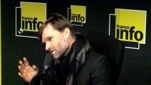 "Olivier Adam : ""La renverse"""