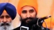 Bhai Gurbaksh Singh Khalsa Speech Akal Takhat Jathedar Says Sikh Prisoners will be Release