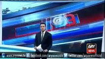 Ary News Headlines 25 December 2015, Poor fathers wails fade out as minor Bisma passes aw