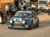 Rallye alsace vosges 2007 parc d'assistance de St Di