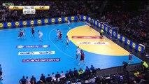 France vs Qatar Handball Golden League 2015 2016 2e manche 2eme Mi-temps
